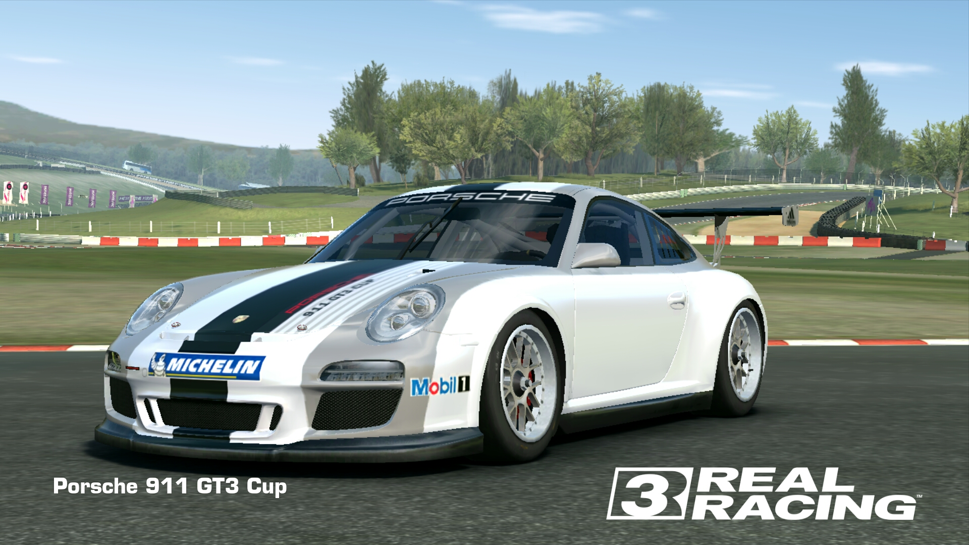 porsche 911 gt3 cup real racing 3 wiki fandom powered by wikia. Black Bedroom Furniture Sets. Home Design Ideas