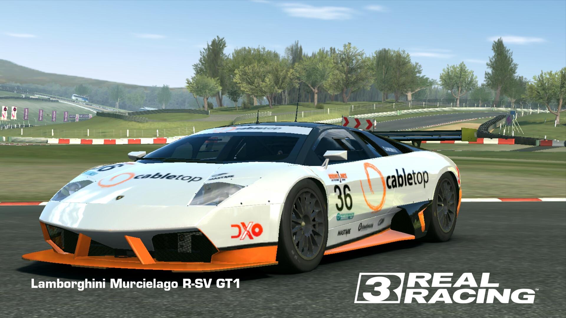 Lamborghini Murcielago R Sv Gt1 Real Racing 3 Wiki Wikia