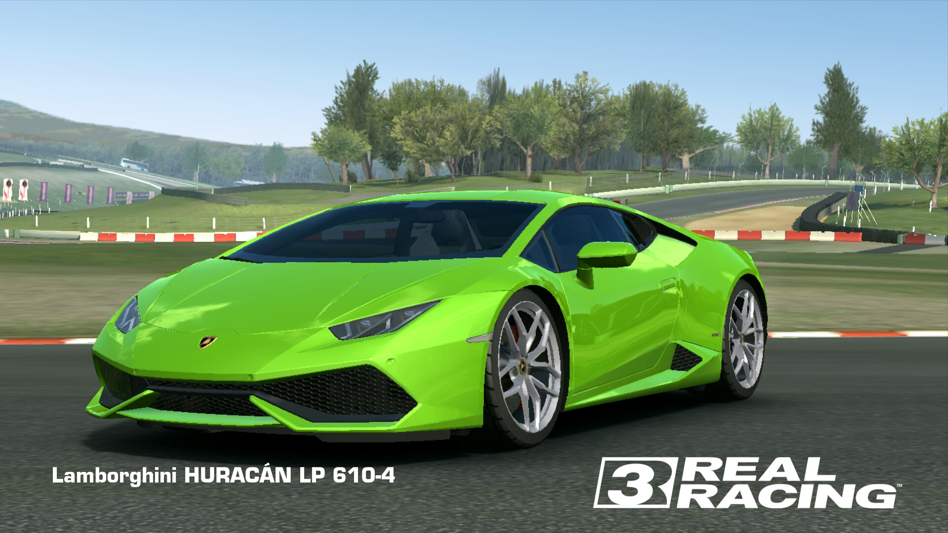 lamborghini hurac n lp 610 4 real racing 3 wiki fandom powered by wikia. Black Bedroom Furniture Sets. Home Design Ideas