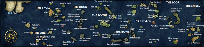 Uncharted Island Map Rs