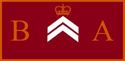 Kandar Flag (Royal Standard)
