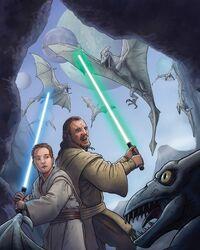 Jinn and Kenobi versus draigons.jpg
