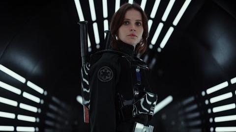 «Изгой-Один. Звёздные Войны Истории» - трейлер