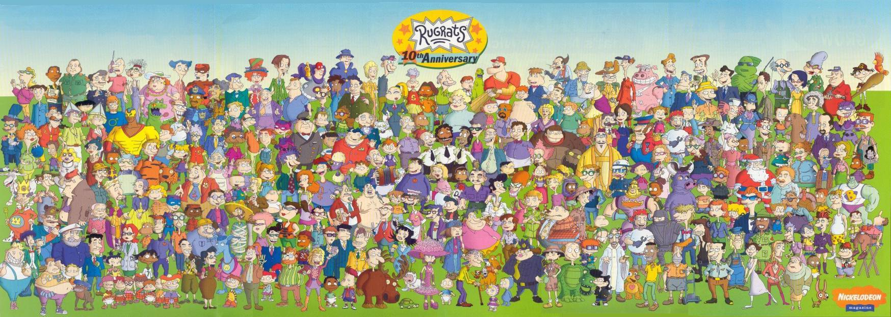 List of Rugrats characters   Tommy and the Rugrats Wiki ...