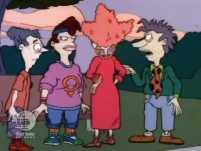 Image Family Feud Screenshot Png Rugrats Wiki