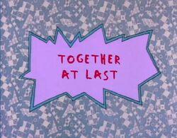 Rugrats - Together At Last