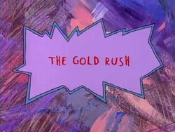 Rugrats - The Gold Rush