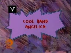 Rugrats - Cool Hand Angelica