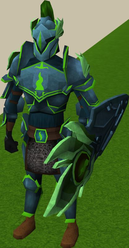 Runescape 3 armor slots