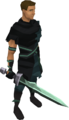 Adamant ceremonial sword IV equipped.png