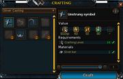 Crafting Symbols