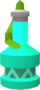 Perfect juju fishing potion detail