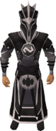 Void knight melee helm equipped