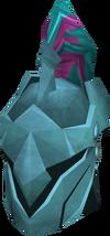 Rune helm (h1) detail