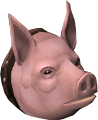 Spirit pack pig chathead