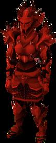 Dragon plateskirt (sp) equipped