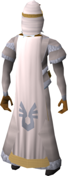 Armadyl cloak equipped