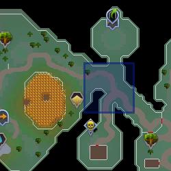Co-ordinator location