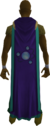 Divination cape (t) equipped