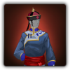 Wushanko outfit icon (male)