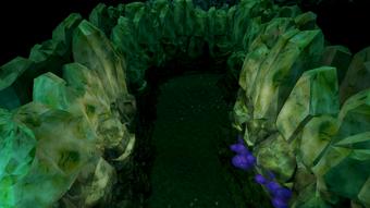 Lumbridge Swamp Caves entrance