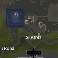 Squire Fyre location