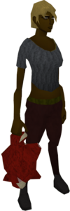 Crimson skillchompa equipped