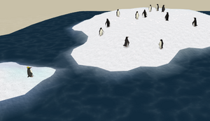 Here Be Penguins
