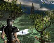Wandering-warrior