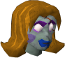 Zombie Head makeover