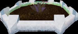 Dead herb