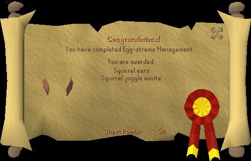 2010 Easter event reward