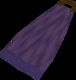 Cape (purple) detail