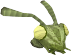 Praying mantis chathead