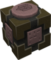 Instruction cube (put)