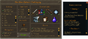 Clan Wars interface