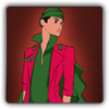 Glad tidings outfit icon (male)