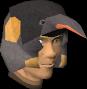 Penguin mask chathead