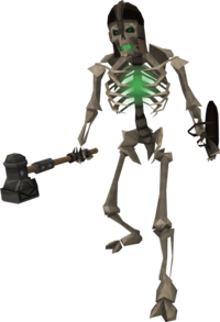 Crawling Hand Mounted The Runescape Wiki