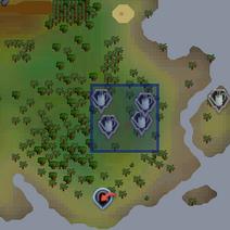 Zombie farmer location