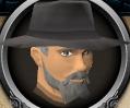 Dr Harlow chathead