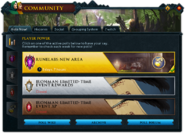 Community (Vote Now!) interface