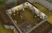 Crafting Guild first floor