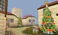 Christmas Falador