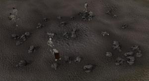Skeleton mine