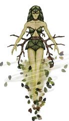 Tree spirit artwork