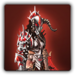 K'ril's Godcrusher armour icon (female)