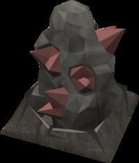 Promethium rock