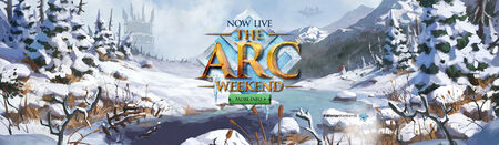 Arc Weekend head banner
