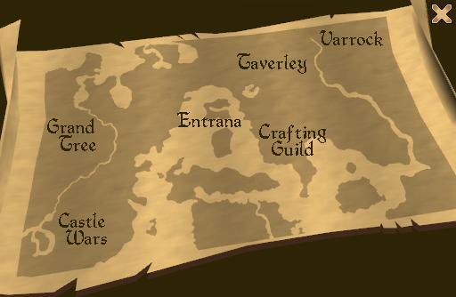 Balloon map